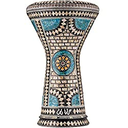 The Sapphire Orchid Darbuka by Gawharet El Fan Review