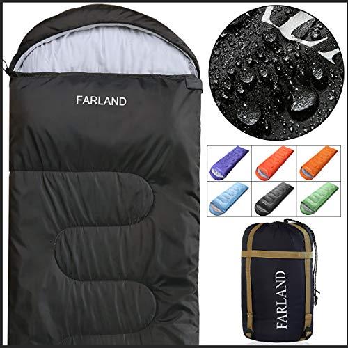 FARLAND Rectangular Sleeping Bag 0...