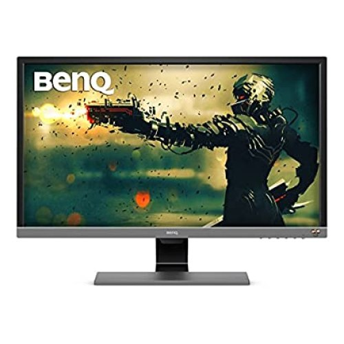 BenQ <strong>4k  gaming monitor</strong>, EL2870U 28 inch 4K Monitor for Gaming 1ms Response Time, FreeSync, HDR, eye-care, speakers<br><br>      <strong>Price</strong>: $299.99*                 <strong>Rating</strong>: 4.6                       <strong>Review</strong>: 3506<br>
