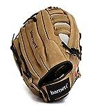 barnett france SL- Gant de Baseball Cuir Pigskin Leather, Marron (130, REG...