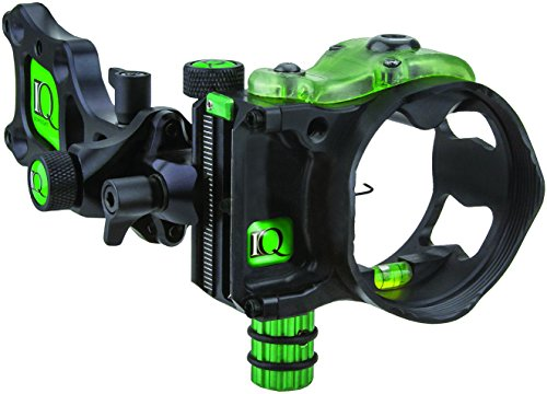 Field Logic-IQ Right Handed Pro One Bow Sight, Black (1007286)