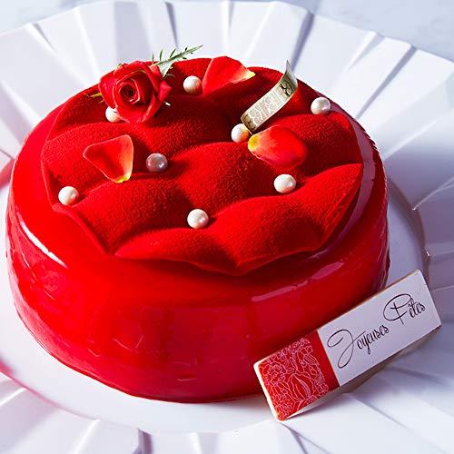 ルワンジュ東京【マトラッセルージュ12cm (通常) 】プレゼント ムースケーキ ギフト 人気 苺 ケーキ 誕生日...