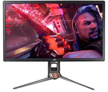 Asus ROG Swift PG27UQ 27' Gaming Monitor 4K UHD 144Hz DP HDMI G-SYNC HDR Aura Sync with Eye Care