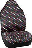 Bell Automotive 22-1-56809-8 Universal Rainbow Polka Dot Seat Cover