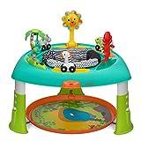 Infantino- Aire et Table d'activités 3 en 1 Assise rotative 360 degrés,...