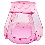 BelleStyle Tente pour Enfants, Pop Up Princess Ball Pit Pool Tente Maison pour...