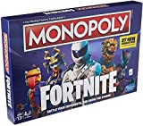 Monopoly: Fortnite Edition Board Game Inspired by Fortnite Video Game Ages...