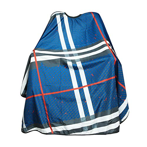 BARBER PRO Barber Cape, Hair Cutting Cape with Snap Closure,...