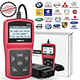 Igrome Scanner OBD2 Diagnostic - Valise Diagnostic Auto OBD2 Appareil de...