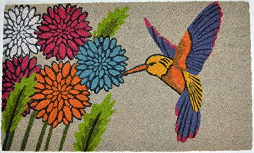 Imports Décor PVC Backed Coir Doormat
