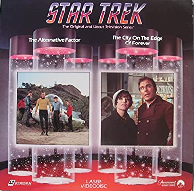 Used, Like New Laser Disc, Only viewed once or twice Extended play Pan and scan format 1985 edition Color