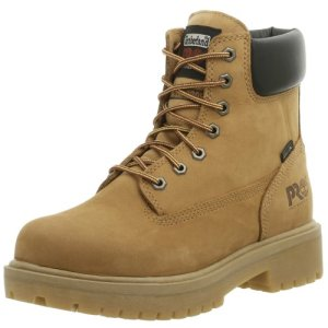 Timberland PRO Men's Direct Attach 6″ Soft Toe Industrial Shoe