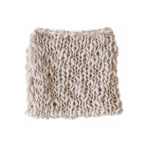 Coberllus Newborn Baby Photo Props Blanket Handmade Knitted Twist...