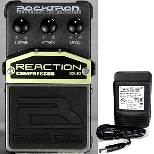 Rocktron Reaction Compressor Pedal