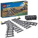 LEGOCityTrainsScambiFerroviari6Pezzi,SetdiAccessoriAggiuntivi,60238