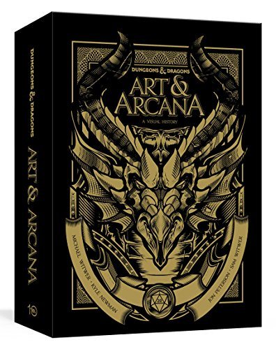 Dungeons & Dragons Art & Arcana [Special Edition, Boxed Book...