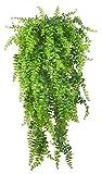 Plantas Artificiales para Colgar en la Pared, en Interiores o Interiores, de ratn Persa, para Colgar en la Pared, decoracin de guirnaldas de Boda, 2 Unidades