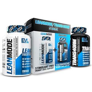Evlution Nutrition Trans4ormation Mode Stack Trans4orm (60 Serving), Lean Mode (50 Serving) Weight Loss Diet Kit, Diet Pills for Men and Women 9 - My Weight Loss Today