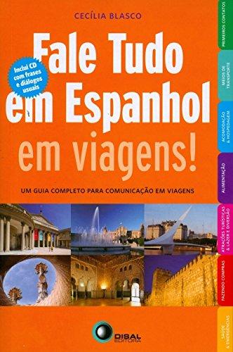 ¡Habla todo en português e español en viajes! (+ CD de audio)