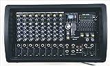GTD-Audio 8 Channel 4000Watt Professional Powered Mixer Amplifier...
