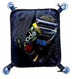 SUP-Now Paddleboard Deck Bag with Waterproof Insert (Black Trim)