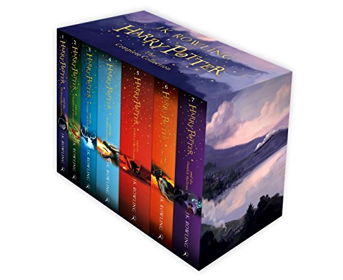 Harry Potter-Kindersammlung: The Complete Collection - J.K. Rowling