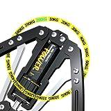 Depmog Barre Twister réglable, Barre Twister d'exercice à Double Ressort...