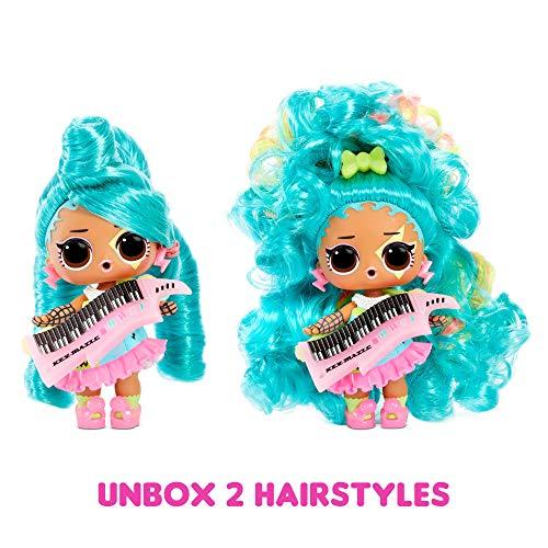 Image 1 - LOL Surprise Poupée Remix Hair Flip – A collectioner - 15 Surprises - Avec Cheveux Surprise, Accessoires & Musique