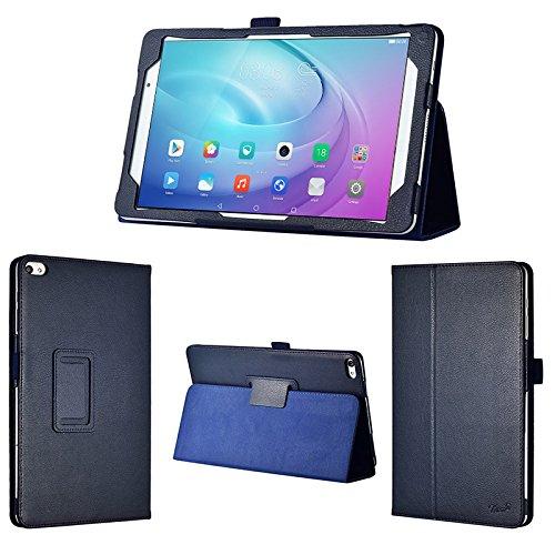 wisers フィルム・ペン付 Huawei MediaPad T2 10.0 Pro Softbank Y!mobile 605HW 606HW 10.1インチ ケース ...