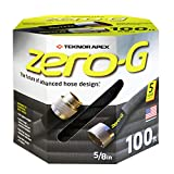 zero-G 4001-100 Garden Hose, 5/8' x 100', Gray