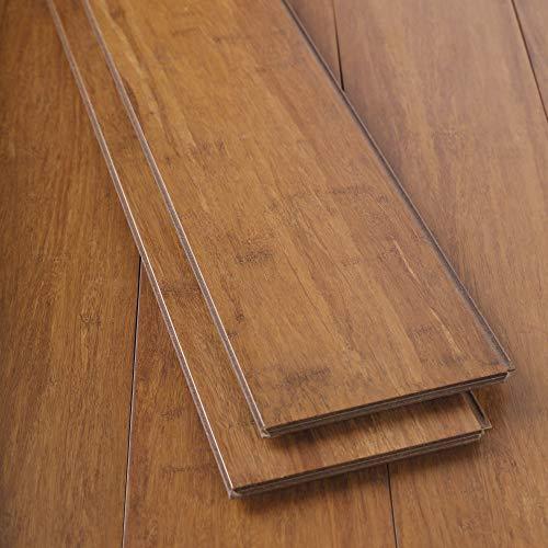 SELKIRK Engineered Bamboo Plank Flooring - Strand...