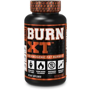Burn-XT Thermogenic Fat Burner - Weight Loss Supplement, Appetite Suppressant, Energy Booster - Premium Fat Burning Acetyl L-Carnitine, Green Tea Extract, More - 60 Natural Veggie Diet Pills 15 - My Weight Loss Today