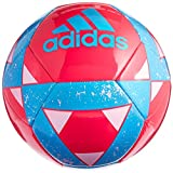 adidas Performance Starlancer V Soccer Ball, Bright Pink, Size 3 - CW3238