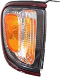 CPP Passenger Side DOT/SAE Compliant Corner Light for 01-04 Toyota Tacoma TO2521165