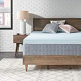 Sealy Essentials 3' Memory Foam Mattress Topper, Queen, Blue