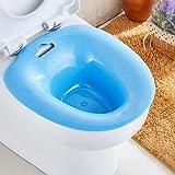EasyBravo Sitz Bain de bain périnéal pour soulager les hémorroïdes, idéal...