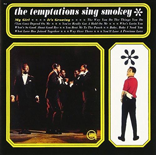 Temptations Sings Smokey by TEMPTATIONS (2013-10-22)