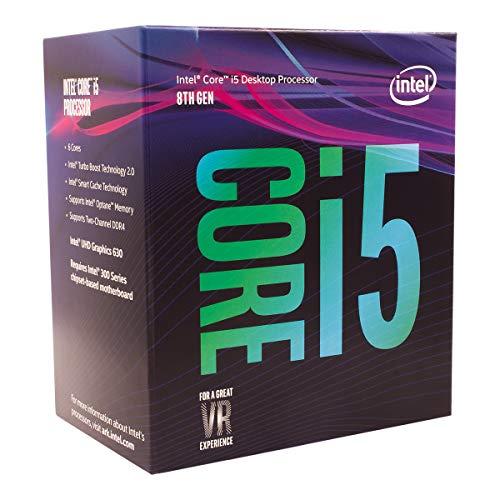 Intel Core i5-8400 - Procesador 8ª generación de procesadores Intel...