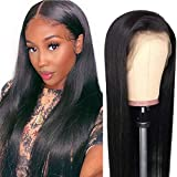 Aliabc 13X4 Lace Front Human Hair Wigs Pre Plucked Brazilian Straight Lace Front Wigs Human Hair...