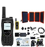 SatPhoneStore Iridium 9575 Extreme Satellite Phone Hiker Package with Solar Charger, Protective Case and Prepaid 150 Minute SIM Card Ready for Easy Online Activation