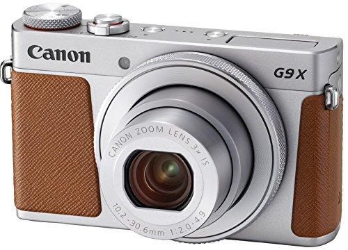 Canon キヤノン コンパクトデジタルカメラ PowerShot G9XMarkII シルバー 1.0型センサー PSG9X MARKII(SL)