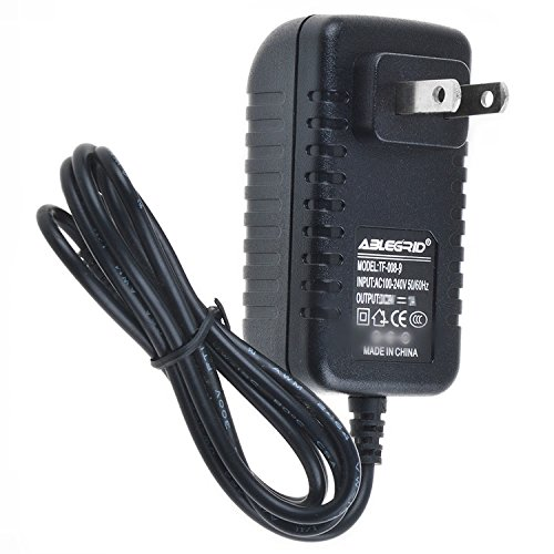ABLEGRID New AC/DC Adapter for Lowrey Micro Genie V-100 V120 Lowery Power Supply Cord