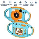 Zacro Kids Caméra Enfants Caméra Appareil Photo Numérique pour Enfant...