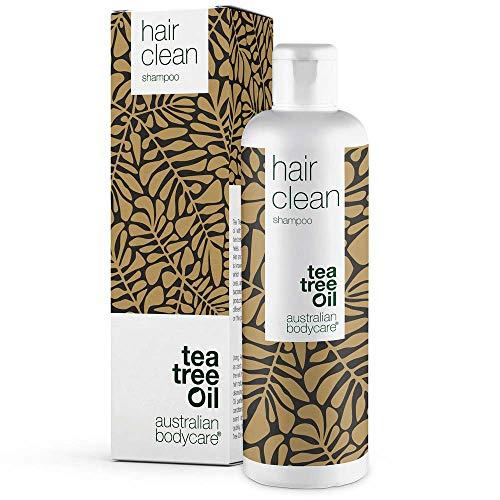 Australian Bodycare Teebaumöl Shampoo 250ml | Anti-Schuppen, Juckende, Trockene...