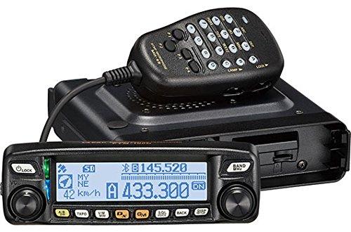 FTM-100DH 八重洲無線 C4FM FDMA/FM 144/430MHzデュアルバンド トランシーバー 50Wバージョン 3アマ免許