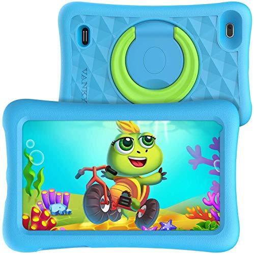 VANKYO Z1 Tablet per Bambini 7 Pollici 32GB ROM, Android 8.1 Oreo IPS HD Display WiFi Bluetooth...