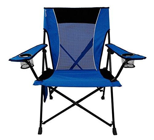 Kijaro Dual Lock Portable Camping and Sports Chair,...