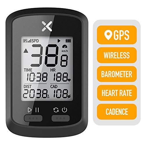 XOSS Bike GPS Computer G+ Wireless...