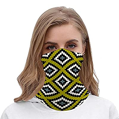 Perfect Protection With Comfort – This cloth face mask is made of polyester microfiber, which can absorb sweat and dry quickly. It's breathable and lightweight that increases comfort in use. Our face covers keep you cool in the sun and warm in cold w...