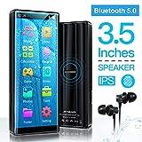 Lecteur MP3 MYMAHDI, Haute résolution et écran Tactile Complet, Lecteur Audio...